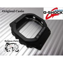 Capa Bezel Casio G-shock Dw-5600e Original S. Prata