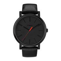 Relógio Timex Style Weekender T2n794ww/tn - Preto / Pulse...