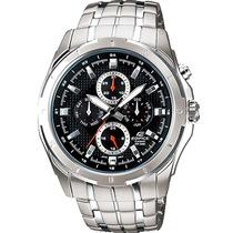 Relógio Casio Masc Edifice Ef-328zd-1avudf Wr100 Aço Inox