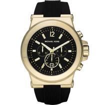 Relógio Michael Kors Mk8325 Dourado Original Frete Grátis