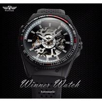 Relógio Winner Automatico Importado A Pronta Entrega