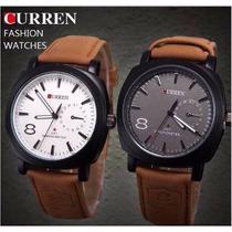 Relógio Original Curren Barato Pronta Entrega - Frete Grátis