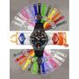Kit Champion Troca Pulseiras Numero Colorido Garantia E Nf