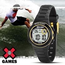 Relógio De Pulso Digital Xgames Xkppd002 Orient Nota Fiscal