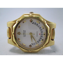 Relógio Genuína Quartz Lobor Masculino