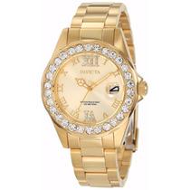 Relógio Invicta Pro Diver 15252 - Dourado Feminino