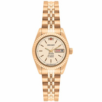 Relógio Orient Feminino Ref: 559eb1x C1kx - Automático