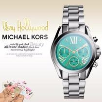 Relógio Luxo Michael Kors Mk6197 Lindo Lançamento