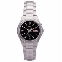 Relógio Orient Automático Inox Masculino 21 Jewels 469 --