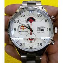 Relogio Redbull Racing Mov.original Japan (sedex Gratis)