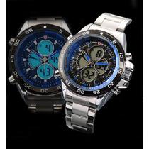 Relógio Shark Esportivo Original - Envio Imediato