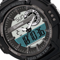 X Games Anadigi Esporte Masculino Orient Cronografo Xmppa107