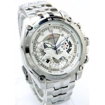 Relógio Casio Edifice Ef-527l Cronógrafo Pronta Entrega 12x