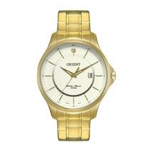 Relógio Feminino Dourado Orient C/ Calendário Fgss1088 S1kx