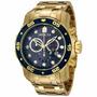 Relógio Invicta 0072 0073 0074 0075 Pro Drive Cx Manual Comp