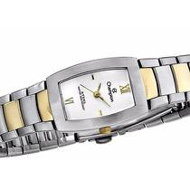 Relógio Feminino Champion Luxo 30 Metros Aço Ca28243b Ch37