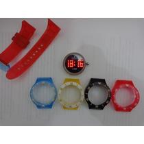 Relógio Champion Troca Pulseira Led Original Cp40162 (nomes)