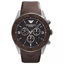Relógio Armani Exchange Ar9501 C/ Caixa E Manual +frete