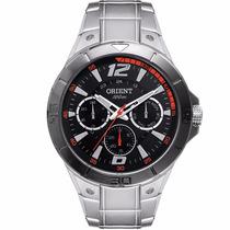 Relógio Orient Masculino Sport Mbssm062 Posx Fundo Preto