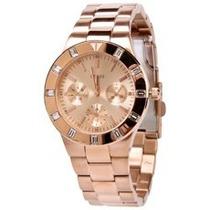 Relógio Guess C/ Strass -cor Rose-original!!!
