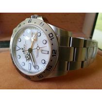 Relógio Eta Modelo Explorer Ii Dial Branco - Eta A2836