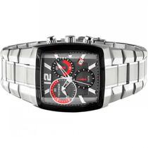 Relógio Technos Cronógrafo Aço Masculino 5 Atm Js05ah/1p