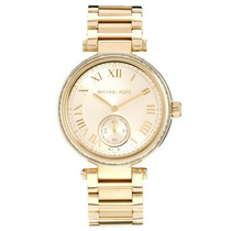 Relógio Michael Kors Feminino Mk5867/mk5868 Garantia 2 Anos