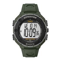 Relógio Masculino Timex Expedition Shock T49951wkltn - Verde