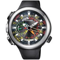 Relógio Citizen Altichron Sirrus Bn4034-01e Titanio + Safira