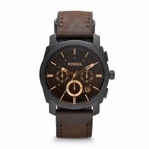 Relógio Fossil Fs4656/z Original 2 Anos De Garantia