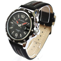 Relógio Curren Luxo Masculino Casual - Modelo 8104