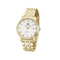 Relógio Feminino Ana Hickmann Ah29043h Dourado Luxo