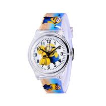 Relógio De Pulso Para Crianças Minions
