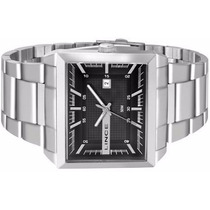 Relógio Masculino Lince Orient Quadrado Mqm4267s Prova Dágua
