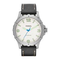 Relógio Masculino Fossil Nate Jr14610cn - Aço Inoxidável