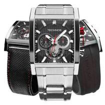 Relógio Technos Troca Pulseiras Performance Sport Os2aaf/1p
