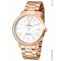 Relógio Champion Feminino Cn29598z Original