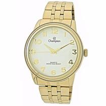 Relógio Champion Feminino Cn29490h - Original