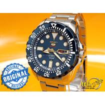 Relógio Seiko 5 Srp605k1 Automatico - Serie Monster - 46mm
