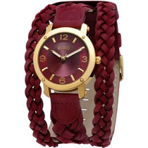 Relógio Feminino Euro Vermelho Eu2035to/2r Frete Grátis
