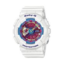 Relógio Casio Feminino Baby-g Ba112-7adr