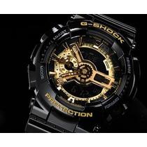 Relogio Esportivo Masculino Casio G Shock Ga110gb-1adru Ouro