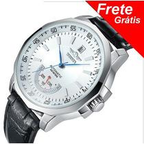Relógio Winner Luxo Frete Grátis