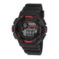 Relógio Masculino Mormaii Acqua Digital Mo935/8r - Preto