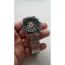 Relógio Automático Masculino Skeleton Winner - Frete Gratis!