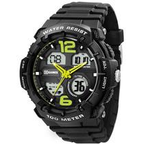 Relógio X Games Xmppa156 Tamanho Caixa 52mm - Garantia 1 Ano