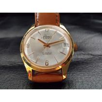 Relógio Suiço À Corda Manual Renis Exclusivo Anos 60 (31mm)