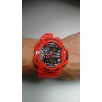 Relógio G Shock Vermelh/preto