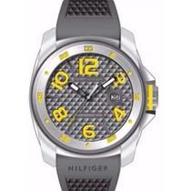 Relógio Masculino Tommy Hilfiger Th 1790712 Original Garan M