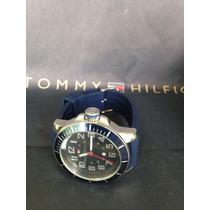 Relógio Tommy Hilfiger Com Caixa E Manual Original ..